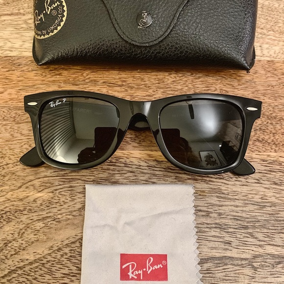 005d44472f Ray-Ban Accessories - Ray-Ban - Original Wayfarer Classic - POLARIZED